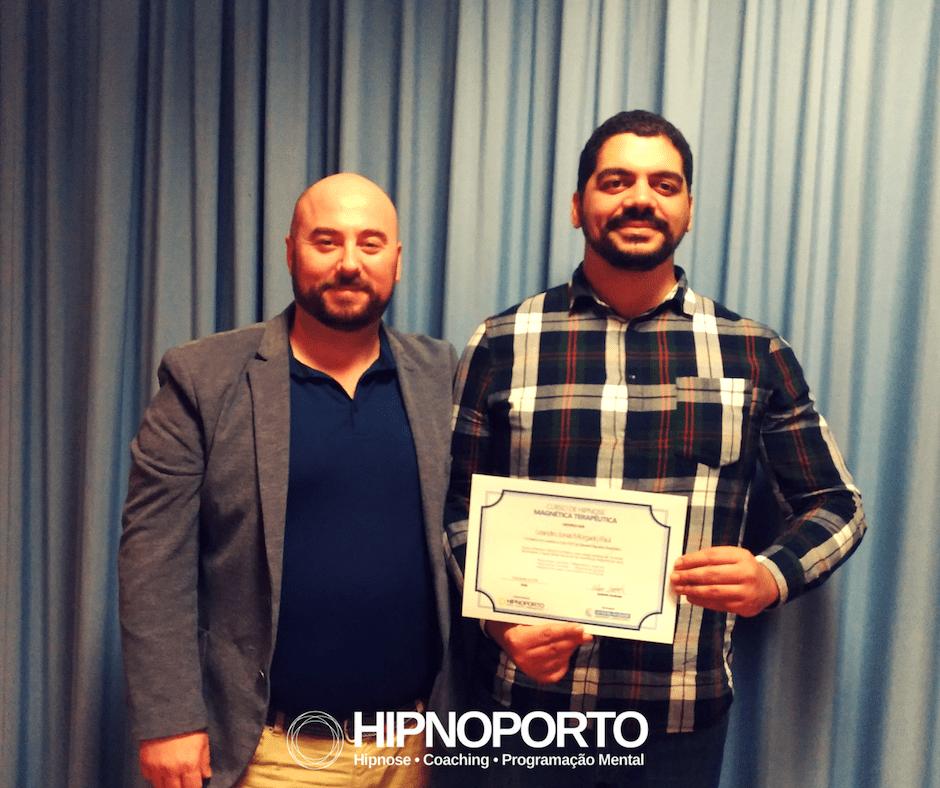 Hipnose Magnética Terapêutica com António Andrade