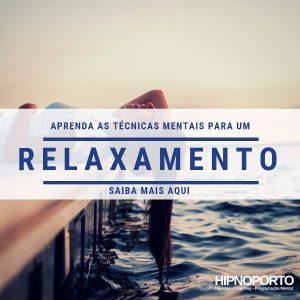 Relaxamento HIPNOPORTO Consultório de Hipnose no Porto Jonas Paul