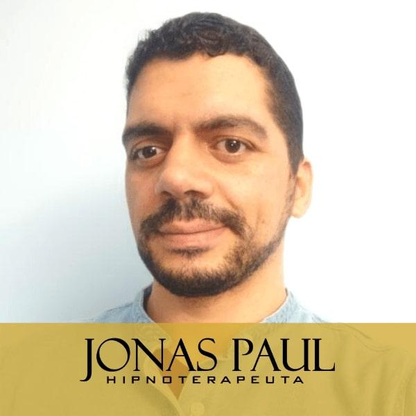 Jonas Paul Hipnoterapeuta do Consultório Hipnoporto