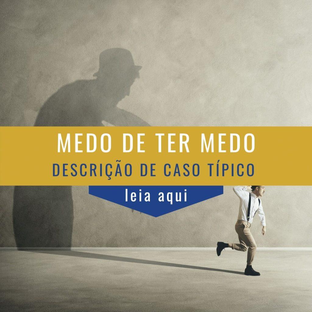 Medo - Caso Tipico no consultório de Hipnose no Porto Hipnoporto com o Hipnoterapeuta Jonas Paul
