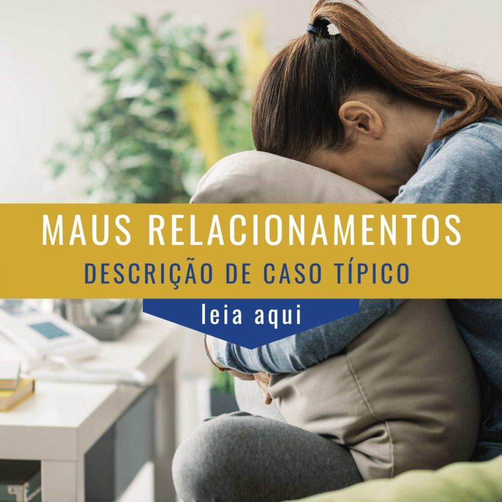 Relacionamentos - Caso Tipico no consultório de Hipnose no Porto Hipnoporto com o Hipnoterapeuta Jonas Paul
